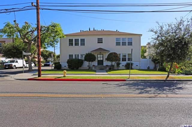 341 N Belmont Street, Glendale, CA 91206 (#319004118) :: Golden Palm Properties