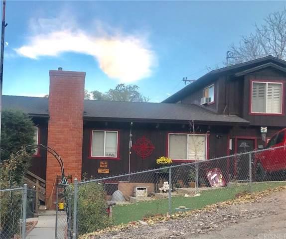 316 E End Drive, Frazier Park, CA 93225 (#SR19245082) :: Lydia Gable Realty Group