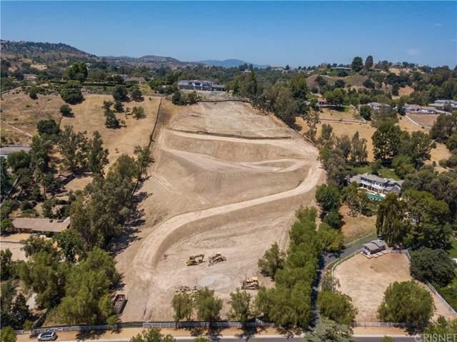 24314 Long Valley Road, Hidden Hills, CA 91302 (#SR19245219) :: Golden Palm Properties
