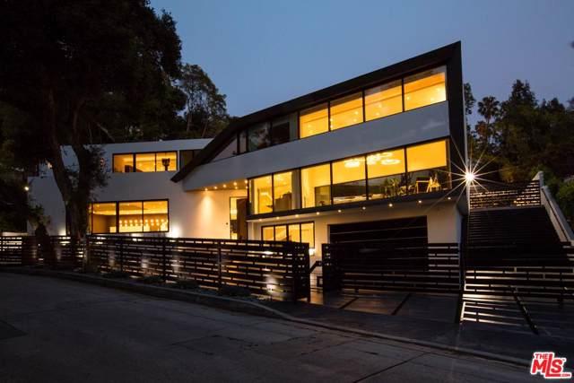 2210 Bowmont Drive, Beverly Hills, CA 90210 (#19516972) :: Golden Palm Properties