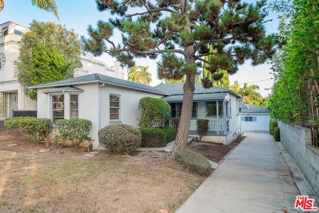 2922 Washington Avenue, Santa Monica, CA 90403 (#19520126) :: Golden Palm Properties