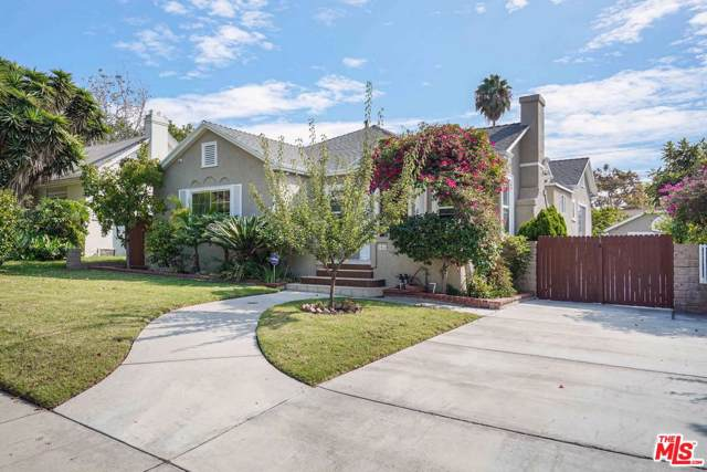 1068 S Lucerne Boulevard, Los Angeles (City), CA 90019 (#19521370) :: The Agency