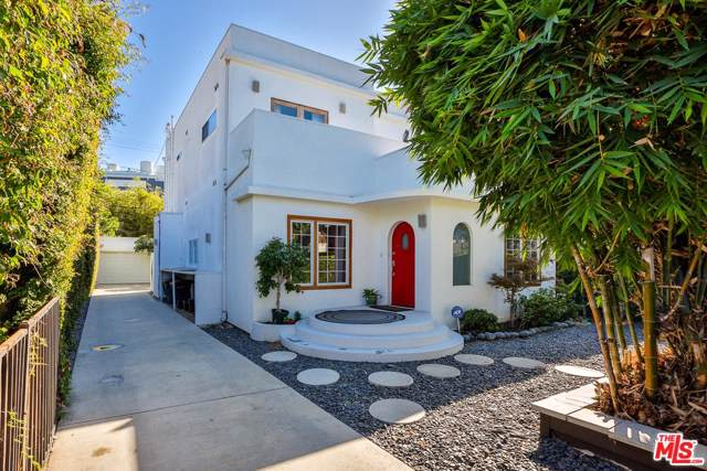 8718 Rosewood Avenue, West Hollywood, CA 90048 (#19521208) :: Golden Palm Properties