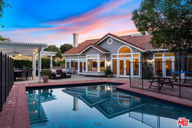 22101 Cairnloch Street, Calabasas, CA 91302 (#19520234) :: Golden Palm Properties