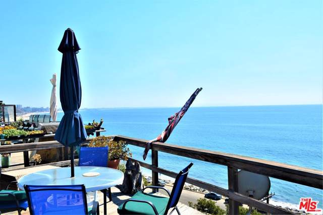 17015 Pacific Coast Highway #4, Pacific Palisades, CA 90272 (#19520090) :: TruLine Realty