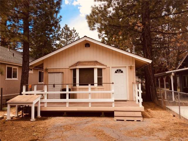 863 A Lane, Big Bear, CA 92314 (#SR19245544) :: Golden Palm Properties