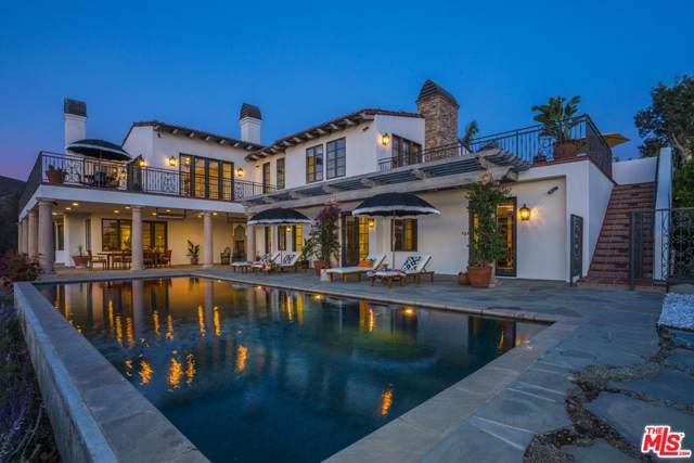 5941 Kanan Dume Road, Malibu, CA 90265 (#19521412) :: Golden Palm Properties