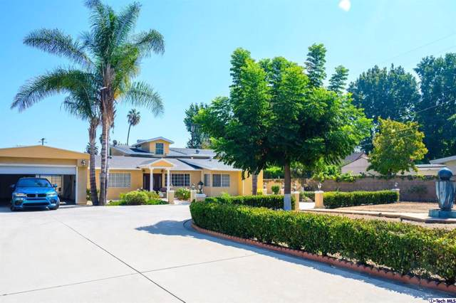 5446 Fulton Avenue, Sherman Oaks, CA 91401 (#319004145) :: The Parsons Team