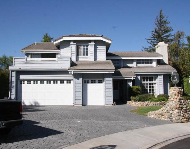 2814 Delpha Court, Thousand Oaks, CA 91362 (#219012779) :: Lydia Gable Realty Group