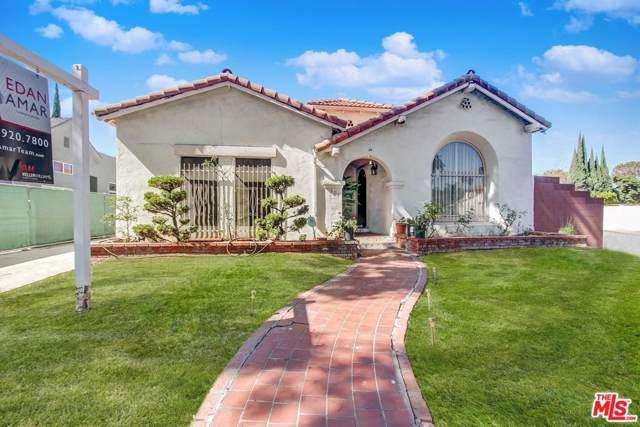 301 S Citrus Avenue, Los Angeles (City), CA 90036 (#19521212) :: Lydia Gable Realty Group