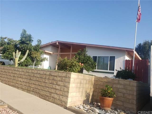 3321 Jessica Street, Newbury Park, CA 91320 (#SR19245546) :: TruLine Realty