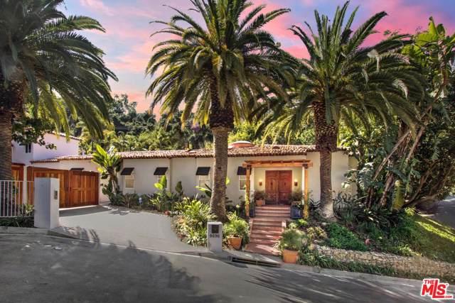 9696 Antelope Road, Beverly Hills, CA 90210 (#19521660) :: Golden Palm Properties