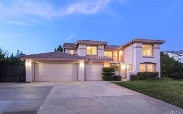 5709 Avenida Entrada, Palmdale, CA 93551 (#SR19244902) :: The Fineman Suarez Team