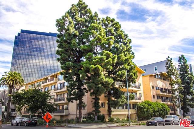 1154 S Barrington Avenue #109, Los Angeles (City), CA 90049 (#19521264) :: Lydia Gable Realty Group