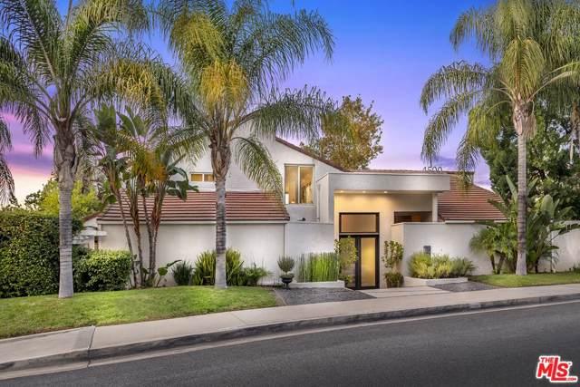 4500 Park Serena, Calabasas, CA 91302 (#19521724) :: Golden Palm Properties