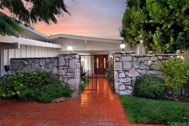 18925 La Amistad Place, Tarzana, CA 91356 (#SR19238097) :: Golden Palm Properties