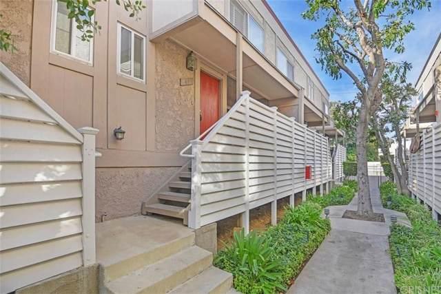 18333 Hatteras Street #49, Tarzana, CA 91356 (#SR19196479) :: Golden Palm Properties