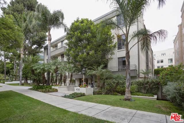 450 N Oakhurst Drive #302, Beverly Hills, CA 90210 (#19520322) :: Golden Palm Properties