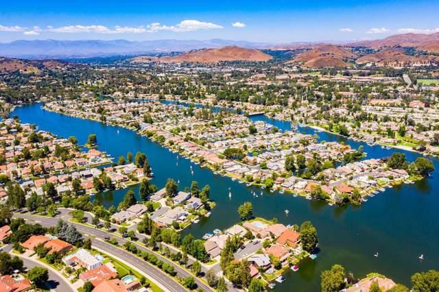 4009 Whitesail Circle, Westlake Village, CA 91361 (#219012799) :: Golden Palm Properties