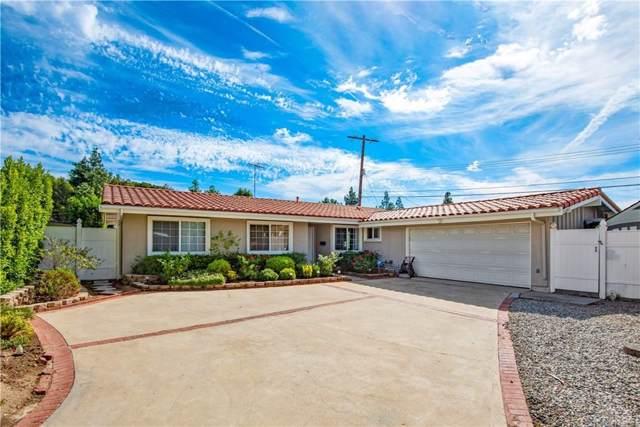16440 Barneston Street, Granada Hills, CA 91344 (#SR19245180) :: The Fineman Suarez Team