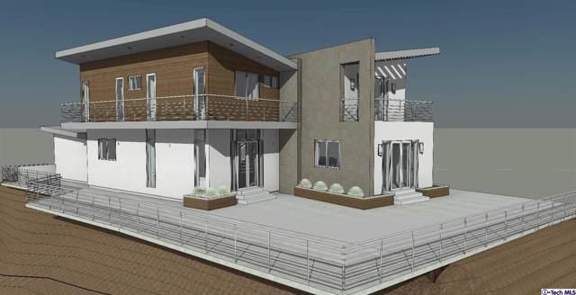 8556 Glencrest Hills Drive, Sun Valley, CA 91352 (#319004075) :: Randy Plaice and Associates