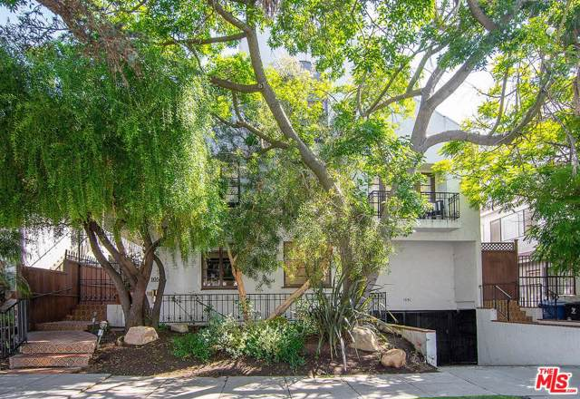 1051 12TH Street #1, Santa Monica, CA 90403 (#19521852) :: Golden Palm Properties