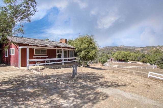 20501 Callon Drive, Topanga, CA 90290 (#219012807) :: Golden Palm Properties