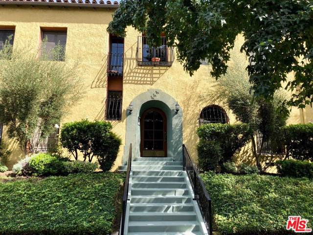 444 N Sycamore Avenue, Los Angeles (City), CA 90036 (#19520720) :: Golden Palm Properties