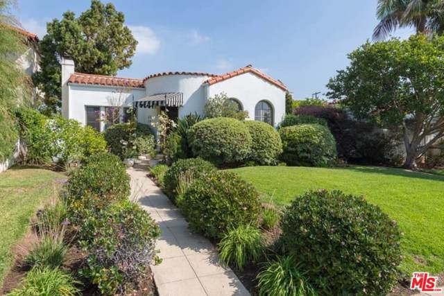 1025 25TH Street, Santa Monica, CA 90403 (#19521206) :: Golden Palm Properties