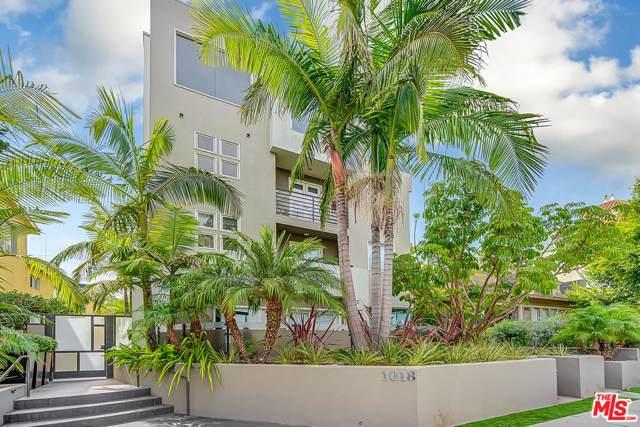 1018 2ND Street #2, Santa Monica, CA 90403 (#19521718) :: Golden Palm Properties