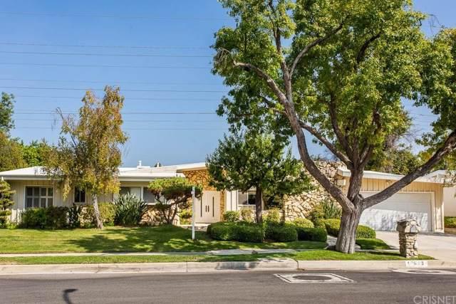 18643 Palomino Drive, Tarzana, CA 91356 (#SR19232029) :: Golden Palm Properties