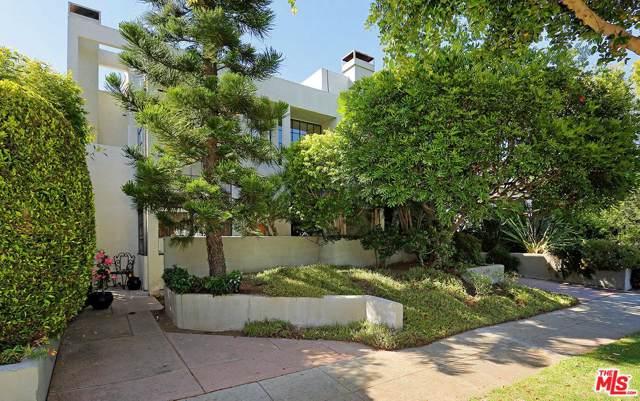 1017 Pearl Street C, Santa Monica, CA 90405 (MLS #19521430) :: The Sandi Phillips Team