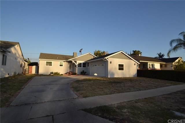 6242 Tunney Avenue, Tarzana, CA 91335 (#SR19245659) :: Golden Palm Properties