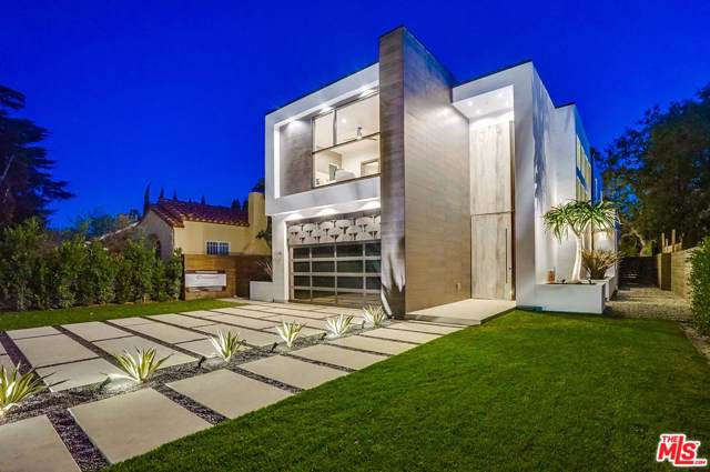 11246 Kling Street, Toluca Lake, CA 91602 (#19522036) :: Golden Palm Properties