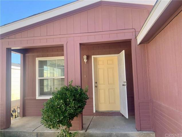 2320 Rangeview Drive, Rosamond, CA 93560 (#SR19246709) :: Lydia Gable Realty Group