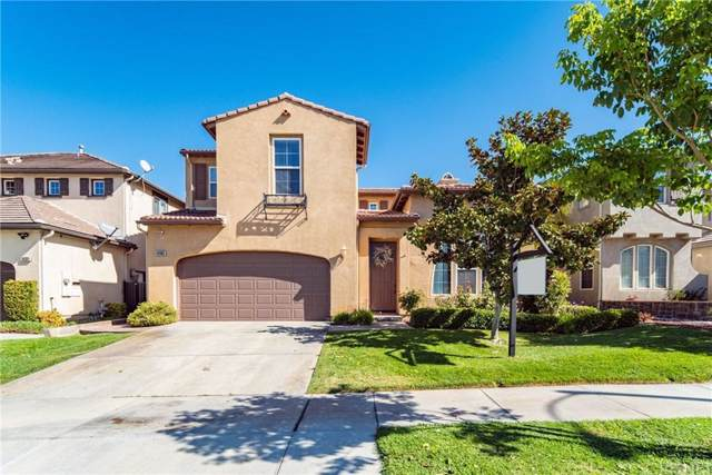 24385 Mira Vista Street, Valencia, CA 91355 (#SR19246671) :: The Pratt Group