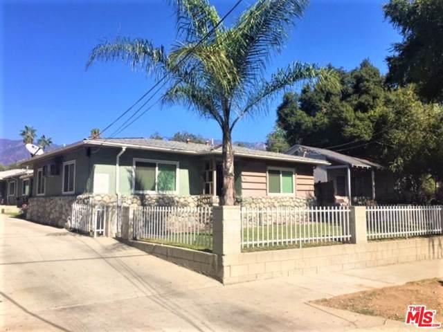 343 W Howard Street, Pasadena, CA 91103 (MLS #19521978) :: The John Jay Group - Bennion Deville Homes