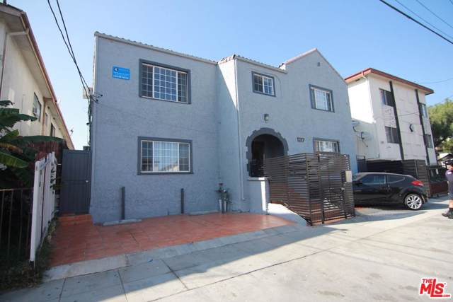 1217 N Berendo Street #7, Los Angeles (City), CA 90029 (MLS #19522122) :: The John Jay Group - Bennion Deville Homes