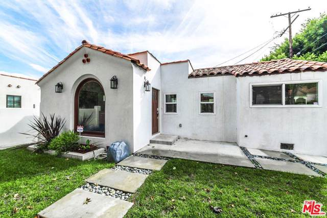7462 Clinton Street, Los Angeles (City), CA 90036 (#19521712) :: Golden Palm Properties
