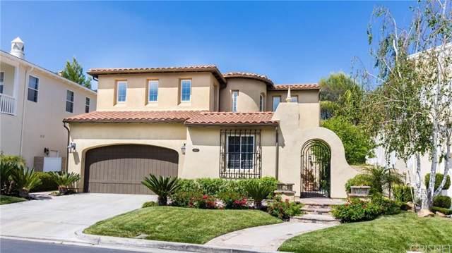 24607 Garland Drive, Valencia, CA 91355 (#SR19246210) :: The Fineman Suarez Team