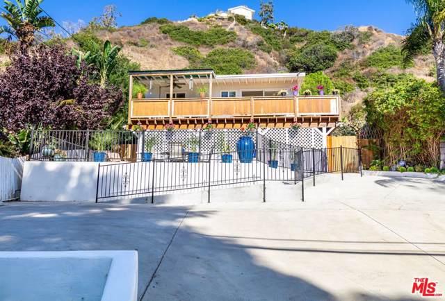 3938 Las Flores Canyon Road, Malibu, CA 90265 (#19521874) :: Golden Palm Properties