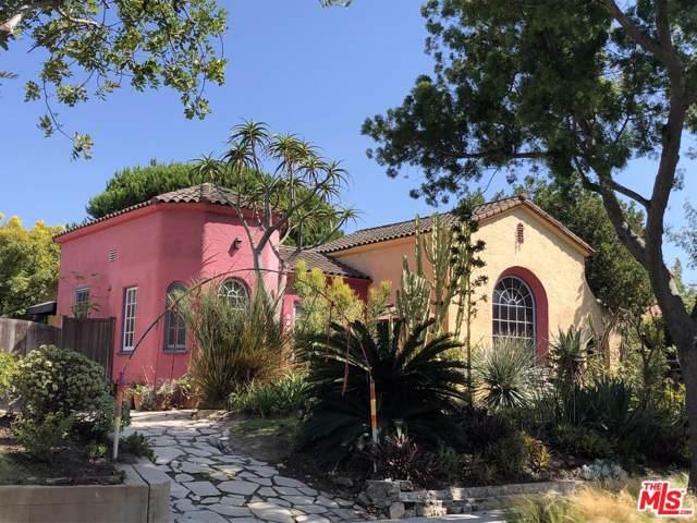 1168 S Sierra Bonita Avenue, Los Angeles (City), CA 90019 (#19522200) :: Golden Palm Properties