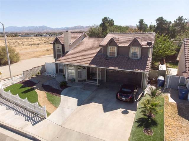 596 E Avenue R8, Palmdale, CA 93550 (#SR19247047) :: Lydia Gable Realty Group