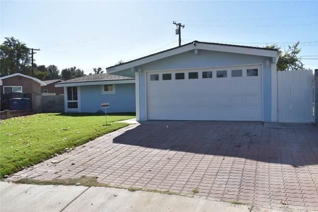 19006 Calla Way, Canyon Country, CA 91351 (#SR19246890) :: Golden Palm Properties