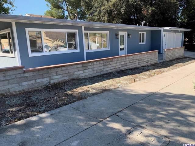7756 Hillrose Street, Tujunga, CA 91042 (#319004179) :: Golden Palm Properties