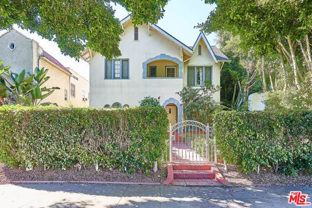 813 S Detroit Street, Los Angeles (City), CA 90036 (#19522262) :: Lydia Gable Realty Group
