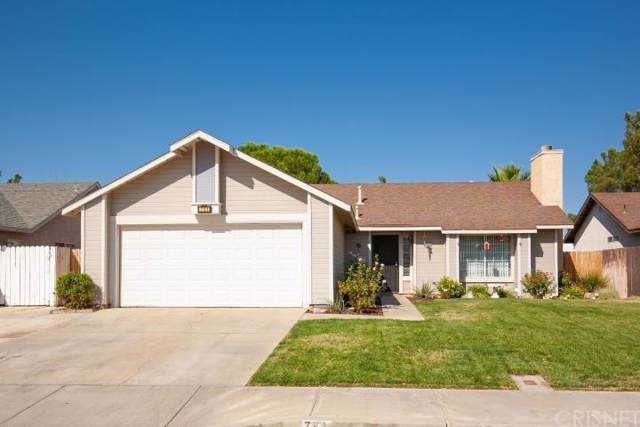751 Trixis Avenue, Lancaster, CA 93534 (#SR19246991) :: Lydia Gable Realty Group