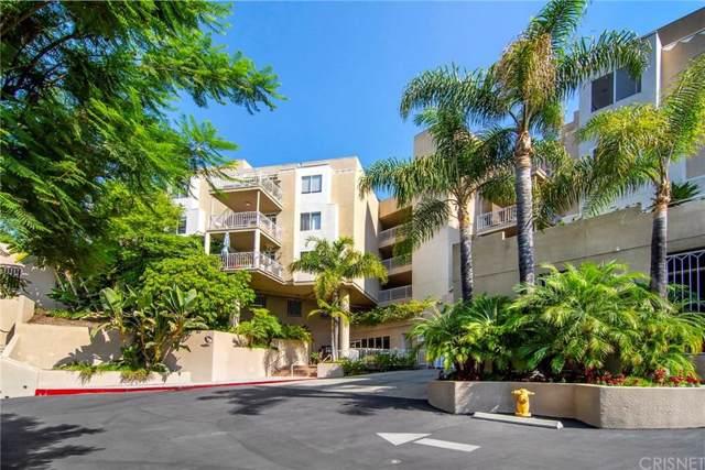 2222 N Beachwood Drive #313, Los Angeles (City), CA 90068 (#SR19243278) :: Lydia Gable Realty Group
