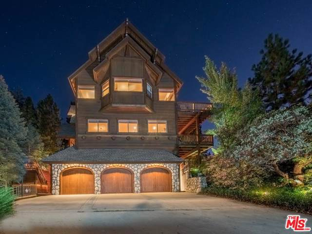 101 Cedar Ridge Drive, Lake Arrowhead, CA 92352 (#19521682) :: TruLine Realty