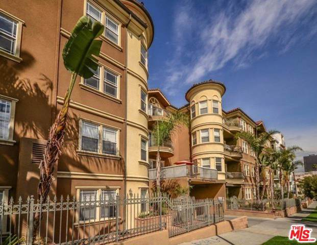 917 S New Hampshire Avenue #303, Los Angeles (City), CA 90006 (#19522402) :: TruLine Realty